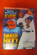 Sports Illustrated For Kids July 1999 Magazine- Serena Williams 814 Rookie Cards