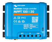 Victron Energy Bluesolar Mppt 100/20up To 48v Brand New With 5yr Warranty