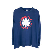 Red Hot Chili Peppers European Tour Long Sleeve