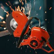 New Pro Concrete Cutter Metal Pipe Pavers Cutting Sawandblade/oiler/master Cylind