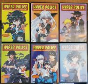 Hyper Police Complete Series Out Of Print Hard To Find Episodes 1 - 25