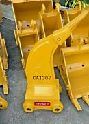 New Excavator Ripper Attachment For Cat 307 - 308 Or Similar
