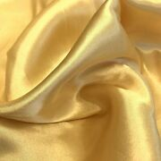Ak Trading Co. 60 Inches Wide-by The Yard-charmeuse Bridal Satin Fabric For ...