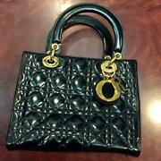 Vintage Christian Dior Lady Canage _7947