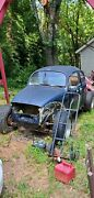 Volkswagen Beetle And 2 Parts Cars