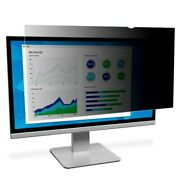 3m Privacy Filter Screen For Monitors 24 Widescreen 1610 Reduces Blue Lig