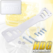 For 2002-2006 Acura Rsx Dc5 / 2002-2005 Civic Rear Lower Subframe Brace Bar Set