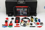 Snap-on Verus Eems325 Diagnostic Scan Tool Ver. 17.2 Domestic, Asian, European