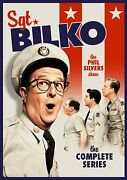 Sgt. Bilko - The Phil Silvers Show The Complete Series Dvd, 1955
