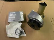 87-93 Ford Mustang Power Steering Pump W/ Reservior, Bracket And Pulley Oem V8 302