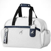 Callaway Filly Women's Golf Dress Clothes Pouch Travel Case Boston Bag White