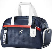 Callaway Filly Women's Golf Dress Clothes Pouch Travel Case Boston Bag Navy
