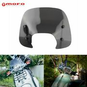 Windshield Windscreen Accessories For Vespa Sprint 150 Motorcycle 2013-2020 2019