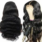 Megalook Lace Front Wigs Human Hair 22inch Body Wave Assorted Sizes Colors