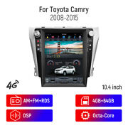 For Toyota Camry Car Gps Navigation System 9.7car Radio Stereo 08-11wifi 4+64g