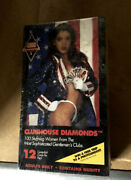 1992 Clubhouse Diamonds Adult Cards Sealed Box 12 Centerfolds Per Pack Rare