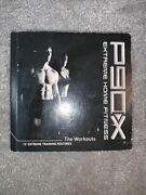 P90x Extreme Home Fitness - The Workouts 12 Disc Dvd Complete Set