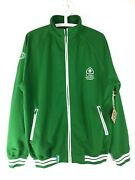 Lrg Lifted Research Group Menand039s Green Zip Jacket Us Size Small Brand New Nwt