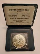 1970 Israel Govand039t Pidyon Haben Silver Proof Coin