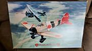 A5m Claude. Japanese Wwii Fighter Aircraft. Two Kits 1/48th Scale. New.