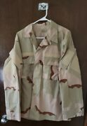 Raid Modified Dcu Shirt Dated 1999 Med Reg Special Forces Rangers Seals