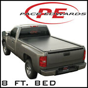 Pace-edwards Full-metal Jackrabbit Explorer Tonneau Cover For 91-96 F-series 8and039