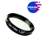 Svbony Sv115 1.25inch 18nm O-iii Filters Narrowband Cuts Light Pollution Filter