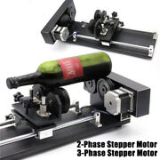 2/3-phase Rotary Cnc Attachment Roller Axis Laser Engraver Machine Low Noise Usa