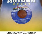 David Ruffin 'rode By The Place We Used To Stay' Nm + Cover Northern Soul 45