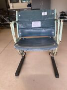 Vintage Wrigley Field Stadium Box Seat With Certificate Of Authenticity