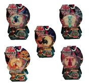 Bakugan Battle Planet Ultra Toys Collectable Variety Pack Action Figures Qty 5