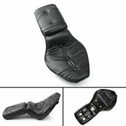 Fits 1988-1998 Honda Shadow Vt600 Vlx600 Steed 400 Driver And Passenger 2-up Seat