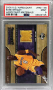 2006 Upper Deck Kobe Bryant All Star Game Used Jersey Patch Card La Lakers Psa 9