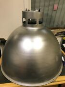 Metal Lamp Shade From Industrial Warehouse Salvage