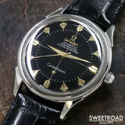 Omega Constellation 2852-9sc Automatic Black Dial Watch