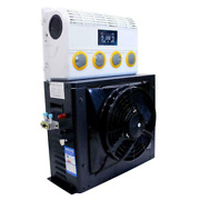 Auto Air Conditioning 12v 24v Electric Truck Air Conditioner For Car