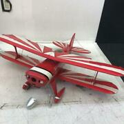 Pitts Special Rc Airplane Two-bladed Aerobatics Vintage