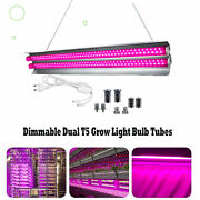 2000w Led Grow Light Full Spectrum Tube Growing Lamp For Indoor Plant Hydroponic