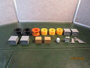 Vintage Lionel Train Cable Reels Boxes And More