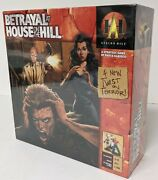 Betrayal At House On The Hill - 1st Edition 2004 - Hasbro - New In Shrink Oop