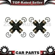 Gmb 2x Front Shaft All Joints Universal Joint Fits Ford Expedition 2007-2014