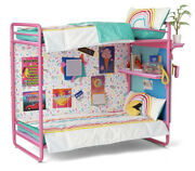 Local Pick Up Only - Courtneyand039s Bedroom Set American Girl 1986 Historical Doll