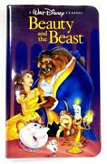 Black Diamond Vhs Of Beauty And The Beast Vhs, 1992