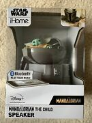 Disney Star Wars The Mandalorian The Child Bluetooth Speaker By Ihome New