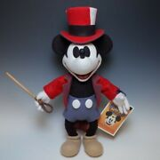 Limited Edition Of 300 R.john Wright.dolls Mickey Mouse Plushie Circus Mickey