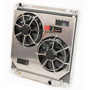 113746 Extruded Core Radiator A Nd Electric Fan Kit