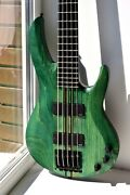 36 Strictly 7 Copperhead 5 String Bass Usa 2016