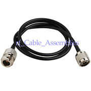 Wireless Antenna Extension Pigtail Coax Cable Ksr195 30ft N Male Plug To Female