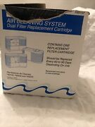 Kenmore Air Cleaning System Dual Filter Replacement Cartridge 4283137
