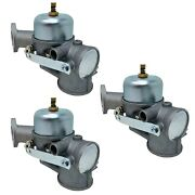 [3x] 491026 Carburetor Compatible With Briggs And Stratton 12hp Engine 281707